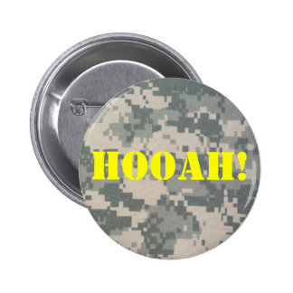 Army Camouflage ACU Pattern 6 Cm Round Badge