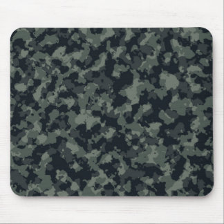 Army Camouflage Camo Design Mouse Pad