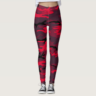 Army Camouflage/ Camo Leggings