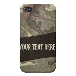 Army camouflage Vol2 iPhone 4/4S Cover