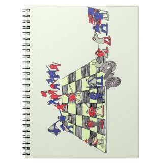 Army Chess Notebook