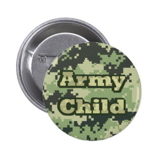 Army Child Buttons