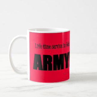 army coffee mug
