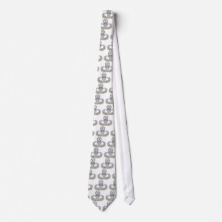 Army Combat Four jump Wings Tie
