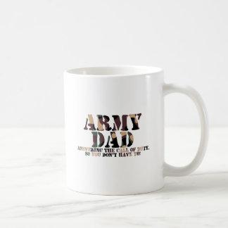 Army Dad - Answering Call Mug