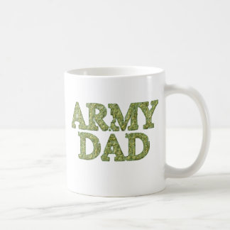 Army Dad Camo Mug