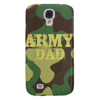Army Dad Military Camouflage Iphone 3G 3GS Case Samsung Galaxy S4 Cases