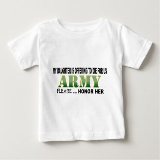 Army Daughter Offering T Shirts