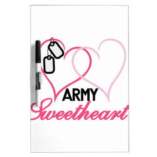 Army Dry Erase Boards