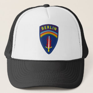 Army - Europe - Berlin Brigade Trucker Hat