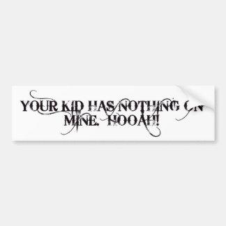 Army Family Bumper Sticker