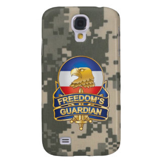 Army Forces Command FORSCOM Digital Camo Samsung Galaxy S4 Cases