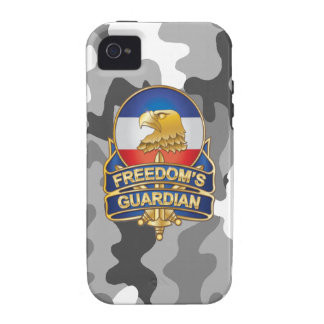 Army Forces Command FORSCOM Urban Camo Case-Mate iPhone 4 Cases