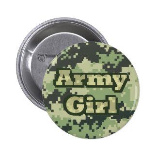 Army Girl Pins