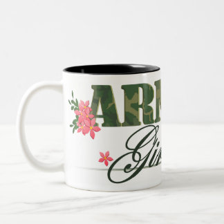 Army Girl Coffee Mugs