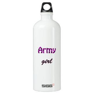 Army Girl SIGG Traveller 1.0L Water Bottle
