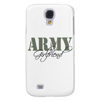 Army Girlfriend Galaxy S4 Covers