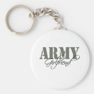 Army Girlfriend Keychain