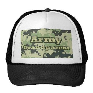 Army Grandparent Mesh Hats