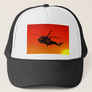 Army Helicoptor Trucker Hat