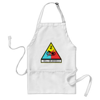 Army Hell On Wheels Standard Apron