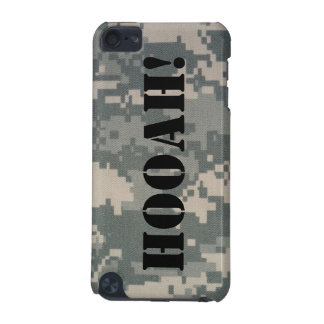 ARMY HOOAH iPod TOUCH (5TH GENERATION) CASES