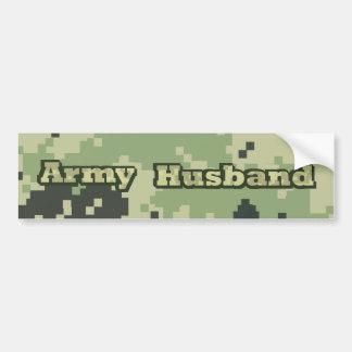 Army Husband Bumper Sticker