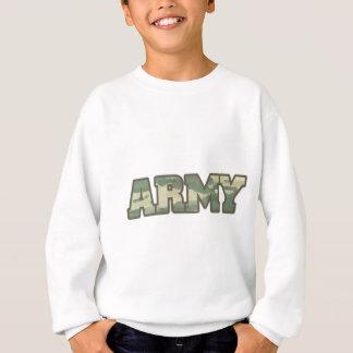 Army in Camo Sweatshirt