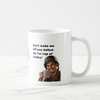 army man coffee, air assualt logo coffee mugs