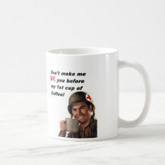 army man coffee-medic, save you mug