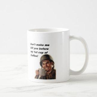 army man coffee, Ranger Hooah! Coffee Mugs