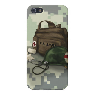 Army Medic Camo iPhone 5 Case