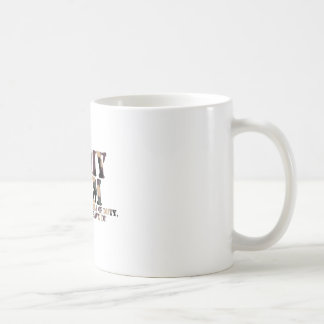 Army Mom Answering Call Coffee Mug