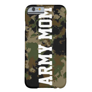 ARMY MOM CAMO CASE BARELY THERE iPhone 6 CASE