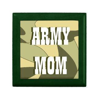 ARMY MOM CAMO KEEPSAKE BOX