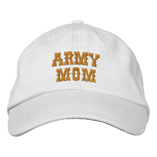 ARMY MOM CAP BASEBALL CAP