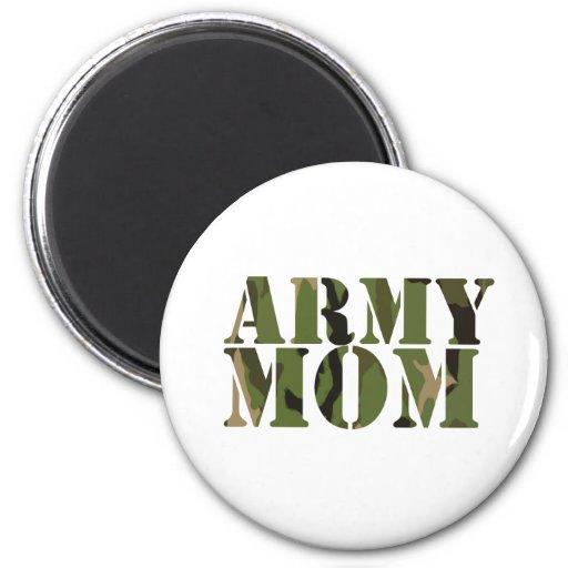 Army Mom Fridge Magnets