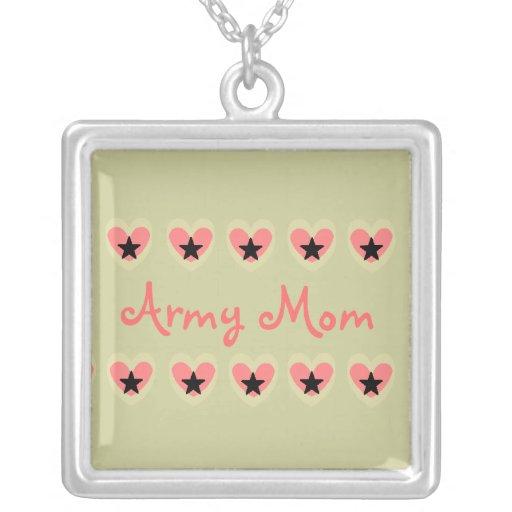 ARMY MOM NECKLACE