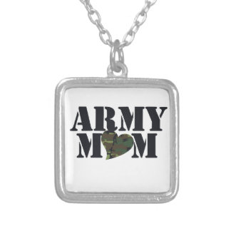 Army Mom Pendants