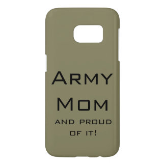 Army Mom s7 Phone Case