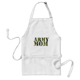 Army Mom Standard Apron