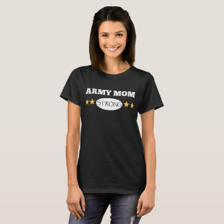 Army Mom Strong Shirt