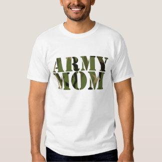 Army Mom Tees