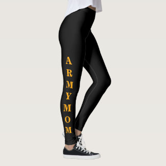 """ARMY MOM"" Women's Leggings"