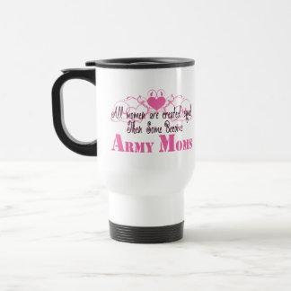 Army Mum, Created Equal Stainless Steel Travel Mug