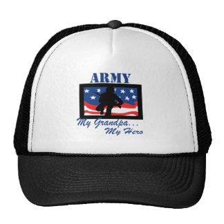 Army My Grandpa My Hero Hat