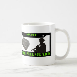 Army National Guard Coffee Cup