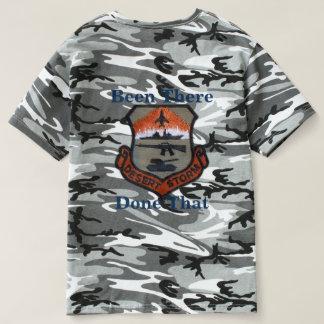 Army Navy Air Force Marines Ranger Desert Storm T-Shirt