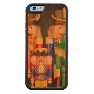 Army of Christmas Nutcrackers Cherry iPhone 6 Bumper