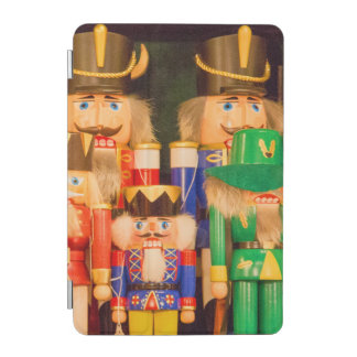 Army of Christmas Nutcrackers iPad Mini Cover